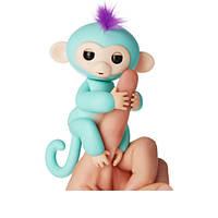 Интерактивная обезьянка Fingerlings (green)! Топ продаж