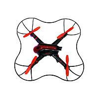 Мини квадрокоптер, радиоуправляемый коптер 407 (летающий дрон) x6! Топ продаж