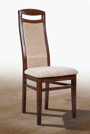 Стул кухонный Яна  Микс мебель, цвет темный орех, фото 2