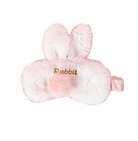 """Маска для сна с милыми животными """"Rabbit Fluffy"""". Удобная и милая маска для сна"""