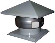 Крышный канальный вентилятор КВК 125