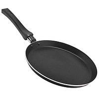 """Сковорода блинная Stenson """"Blackberry"""" диаметр 22см, индукционное дно, металл, сковородка, сковородки, сковородки блинные"""