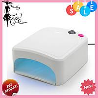 Уфо LED лампа для сушки ногтей Beauty nail lamp ZH818A | сушилка для ногтей! Топ продаж