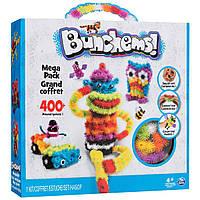 Конструктор детский Bunchems Разноцветный 400 деталей (25000) КОД: 25000