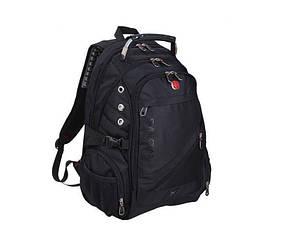 Рюкзак SWISS BAG 8810 Чорний КОД: 695885105