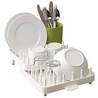 Сушилка для посуды Adjustable dish rack / Сушки для посуды! Топ Продаж