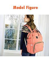 Сумка органайзер для мам Рюкзак сумка для мам, детских вещей, путешествий с грудничком!Топ Продаж