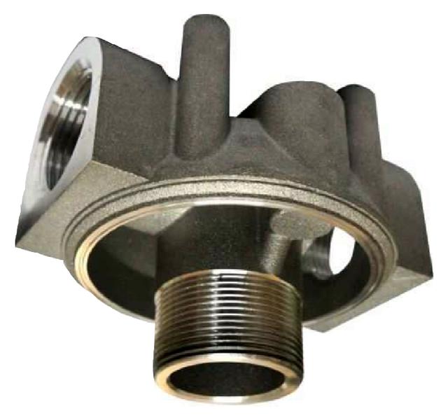 Кронштейн фільтра очищення палива REWOLT (RE SLGL-4-A)
