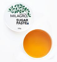 Сахарная паста для шугаринга Milagro Жесткая 500 г  КОД: 2d-368