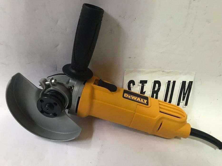 Болгарка DeWalt DWE4157 (шлифмашина турбина ушм) 125 мм Гарантия