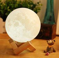 Лампа Луна 3D Moon Lamp настольный светильник луна Magic 3D Moon Light (V-212)! Акция
