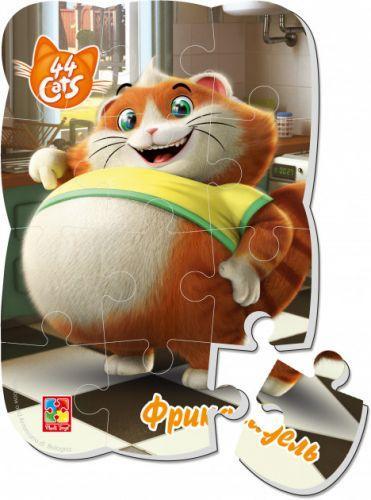 """Магнитные пазлы Vladi Toys серии """"44 Cats: Пончик"""" VT3205-88"""