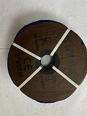Шланг пожарный/рукав ПВХ с гайками коннектором для фекальных насосов., фото 3