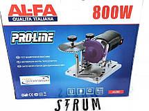 Станок для заточки победитовых дисков AL-FA ALS8 Гарантия!, фото 3