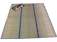 Пляжный коврик фольга с соломкой 108х163, коврик для пляжа! Акция