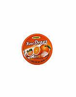 Льодяники woogie fine drops bonbons mit orangengeschmack (апельсин) 200г