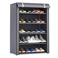 Стеллаж для хранения обуви CombinationShoeFrame 60X30X90 на 5 полок! Акция