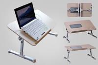 Стол- подставка- кулер для ноутбука с охлаждением! Акция