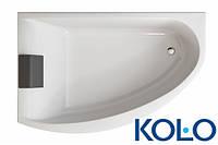 Ванна асимметричная  170*110 см MIRRA  Kolo Коло левосторонняя