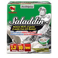 Очиститель кондиционера Bullsone Saladdin ✓ ♨ аромат: лесной ✓ ёмкость 165 гр