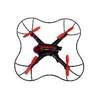 Мини квадрокоптер, радиоуправляемый коптер 407 (летающий дрон) x6! Акция