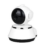 Цифровая поворотная камера видеонаблюдения IP Wi-Fi N701! Акция