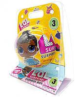 Кукла ЛОЛ 3 серия - Большая куколка! Акция