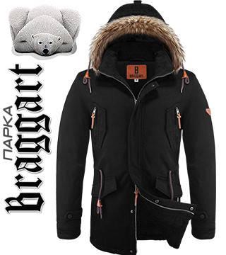 Куртки парка теплые на меху оптом, фото 2
