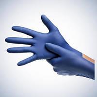 Перчатки нитриловые без пудры Ampri EPIDERM PROTECT, 100шт., фото 1