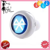 Беспроводной белый стерео наушникAirBeats Bluetooth mini 4.0 Stereo Headset White| блютуз гарнитура! Акция