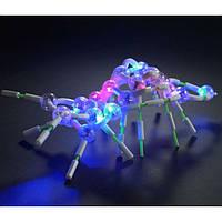 Детский конструктор Light Up Links -светящийся конструктор! Акция
