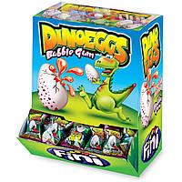Жвачки Fini Dino Eggs Блок