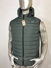 Мужская спортивная теплая жилетка Under Armour (реплика) размер XXXL 56