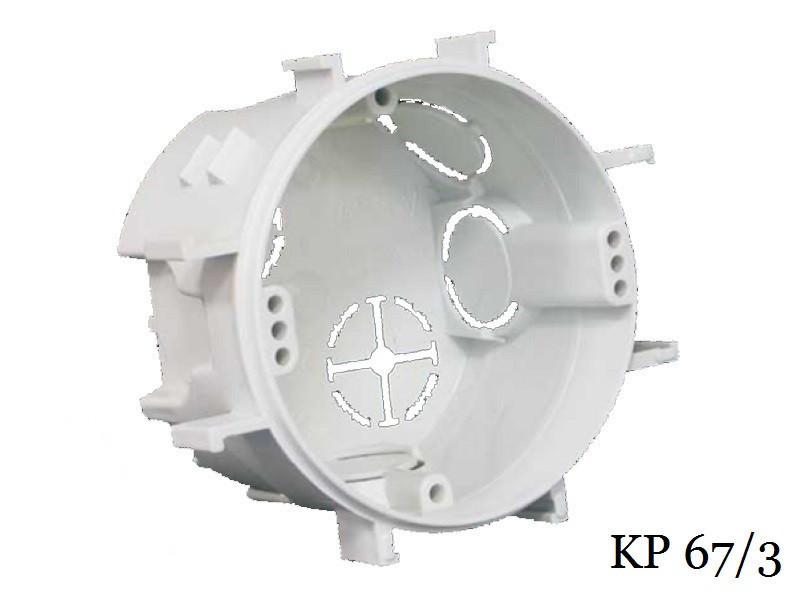 Коробка установочная KOPOS KP 67/3