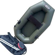 Лодка надувная SKIF-190 одноместная