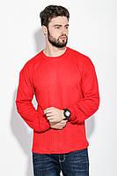 Свитшот мужской базовый AG-0008229 цвет Красный