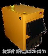 Котёл ОГОНЁК 18 Д (для дров) Дровяной котел удлиненный на 18 кВт. Купить Печь для дома и др. помещений.
