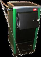 Котёл для твёрдого топлива КОТВ-18П с варочной панелью