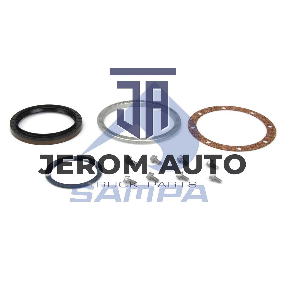 Ремкомплект ступицы (уплотнения) Mercedes Actros передней/ 010.835/ 9423301125