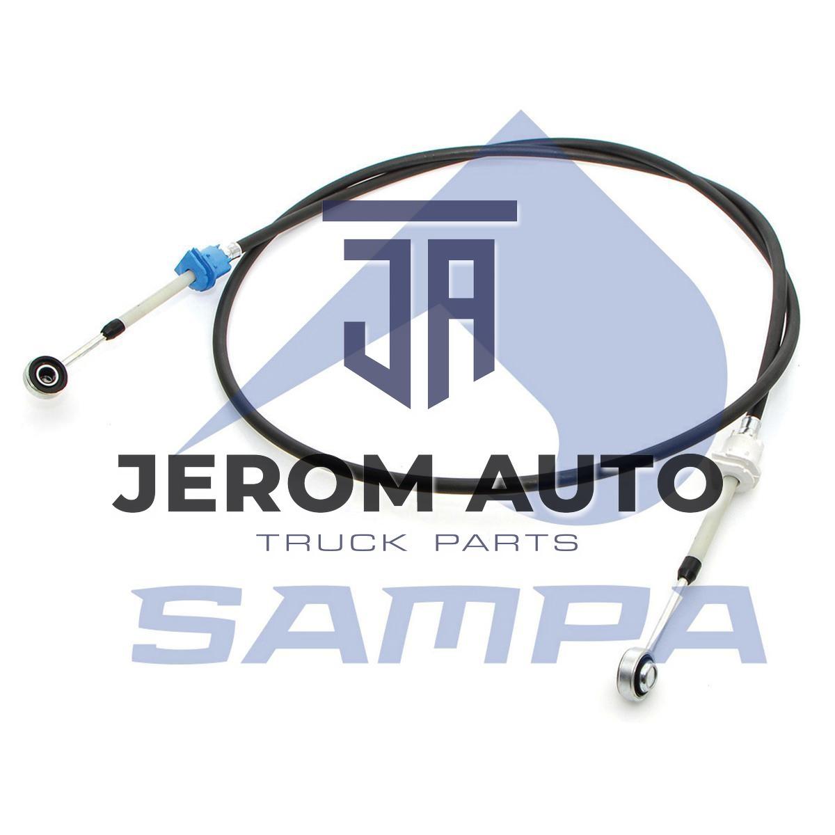 Трос переключения передач; VOLVO FH12G4/13G1/ 032.476/ 21343565