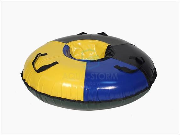 Надувные санки «Ватрушка» 80 см Aqua-Storm, фото 2