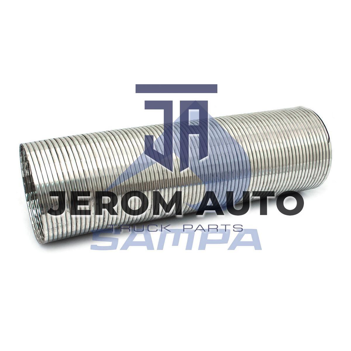 Гофра RENAULT Magnum глушителя (140x455)/ 079.001/ 5001864374