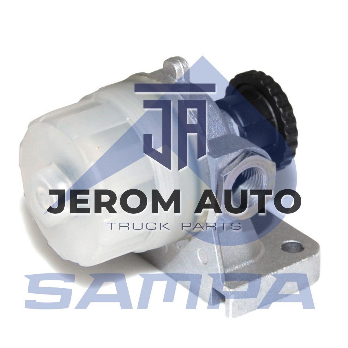 Насос топливный; ручной подкачки, с отстойником Renault Kerax/Midlum/Magnum/Premium/ 079.305/ 5010412930