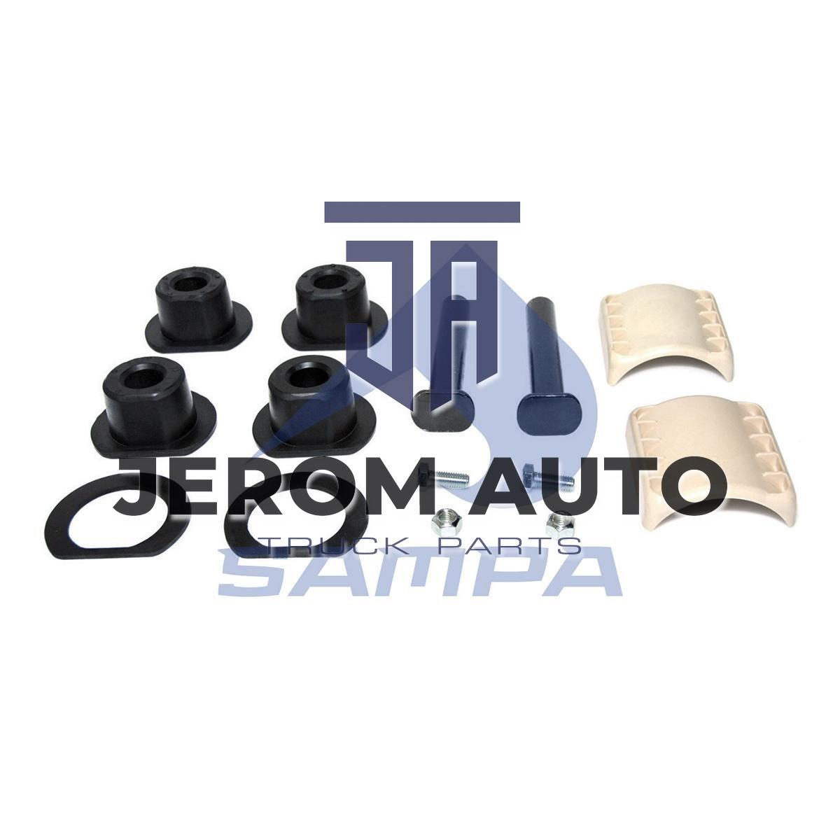 Ремонтный комплект опорно-сцепное устройства/ 096.519/ RS91131-1