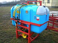 Опрыскиватель на трактор 600 литровый 12 м захват Wirax