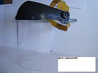 Щиток защитный лицевой НБТ-1 (пластмасс. наголовник)