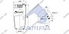 Пневмоподушка подвески (d130,8xd240x503 mm)/ SP 554886/ 81436010165, фото 2