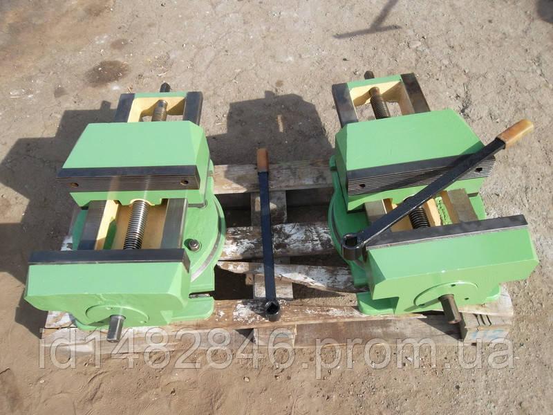 Тиски станочные поворотные 320 mm 7200-0229