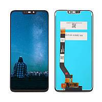 Дисплей (LCD) Asus ZenFone Max M2   ZB633KL с тачкрином, чёрный