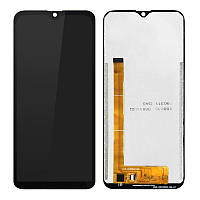 Дисплей (LCD) Doogee Y8 з тачкрином, чорний